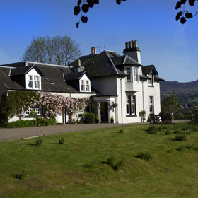 Dunfallandy House